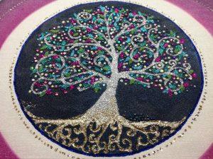 strom života mandala