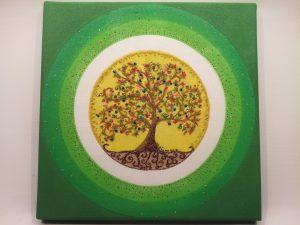 mandalarium mandala strom života
